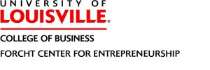 U of L Forcht Center for Entrepreneurship Logo